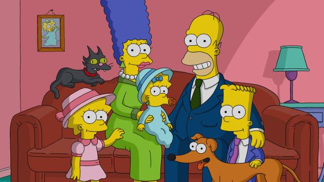 Documentary Crime - The Simpsons