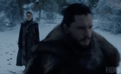 Game of Thrones Season 8 Teaser: Jon and Arya Reunite!