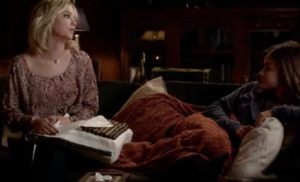Pretty Little Liars Sneak Peeks: Saved by the Bell to the Rescue!