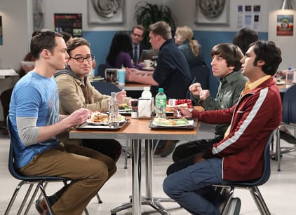 Watch The Big Bang Theory Season 8 Episode 20 Online