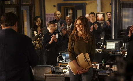 Back At the Precinct - Castle Season 8 Episode 2