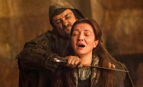 Lady Catelyn Dies