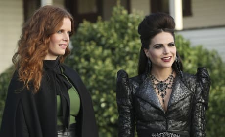 Twisted Sisters - Once Upon a Time Season 6 Episode 6
