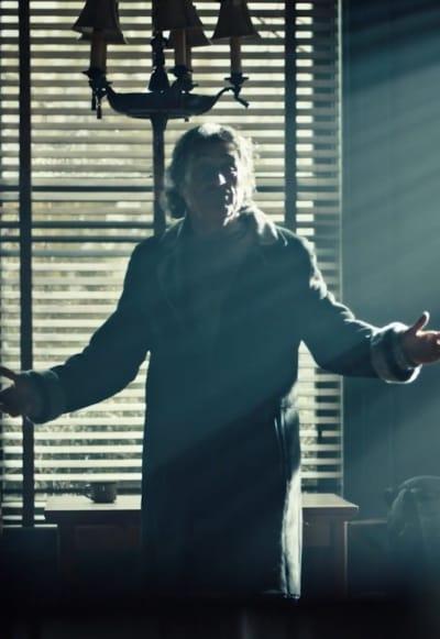 Pleading His Case - American Gods Season 3 Episode 7