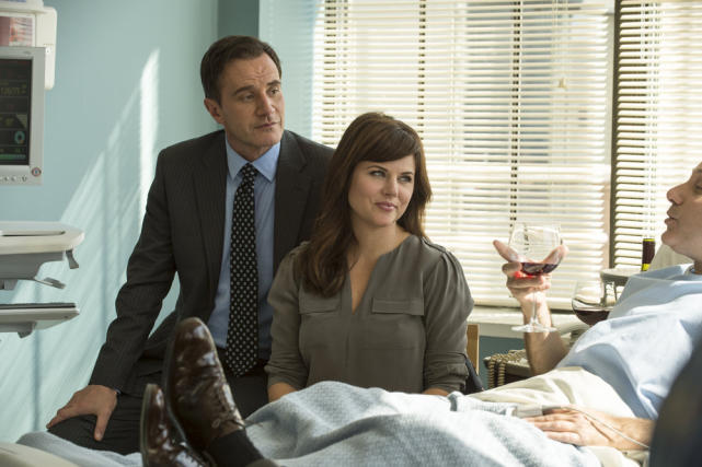 Peter and Elizabeth (White Collar)