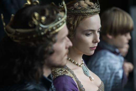 English Blood on English Soil - The White Princess Season 1 Episode 6