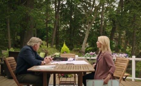 Mick and Megan - Chesapeake Shores Season 3 Episode 4
