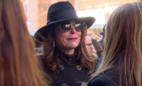 Bethenny Mourns - The Real Housewives of New York City