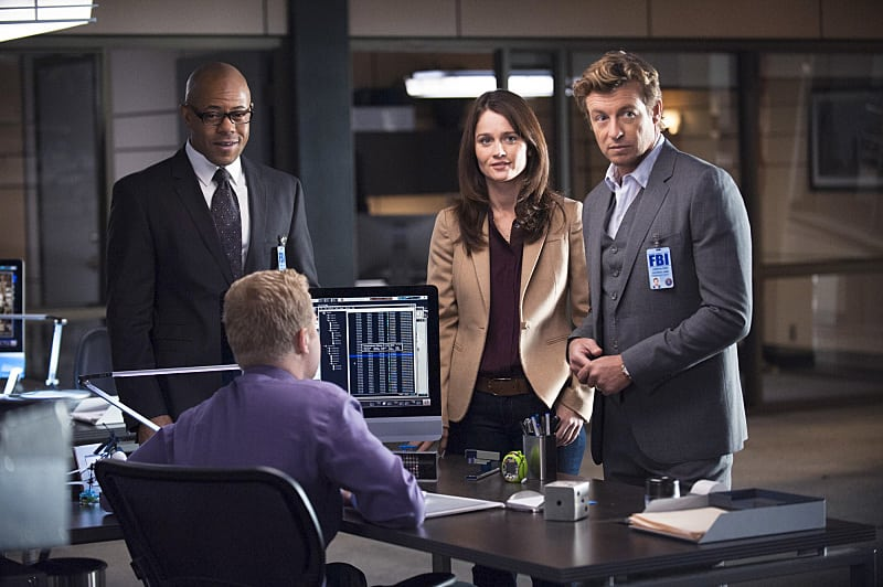 The Mentalist Reviews - TV Fanatic