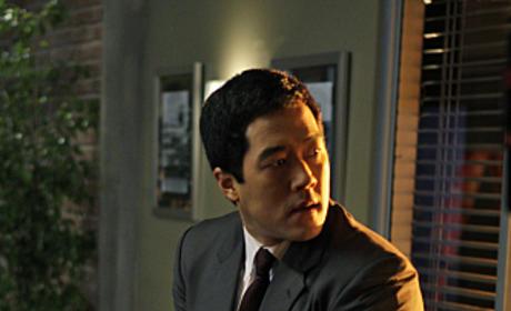 Agent Cho