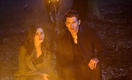 The Originals Season 4: Time Jump, Haylijah!