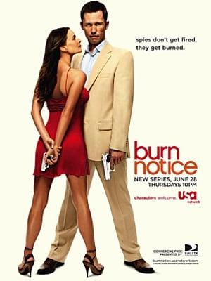 Burn Notice Poster