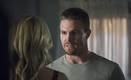 Angry Oliver - Arrow Season 4 Episode 5