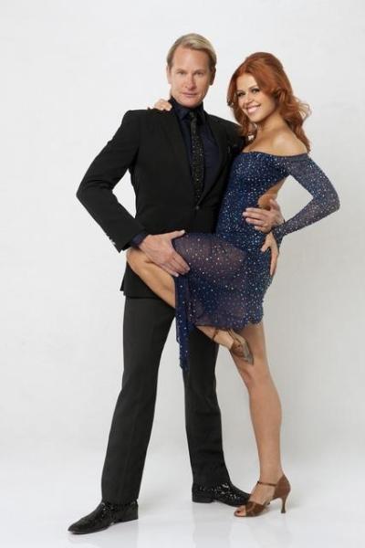 Carson Kressley and Anna Trebunskaya Picture