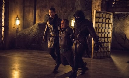 Arrow Season 3 Episode 15 Preview: Malcolm's Darkest Day