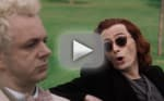 Good Omens Trailer: Saving the World With David Tennant and Michael Sheen!