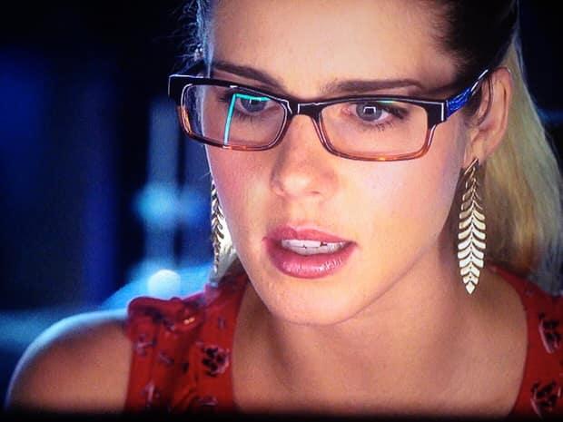 Felicity Smoak -- Arrow