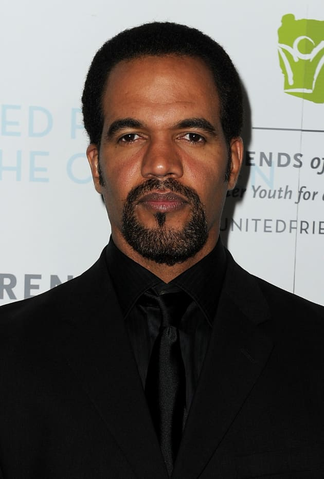 Kristoff St John arrives at the United Friends of the Children's Brass Ring Awards