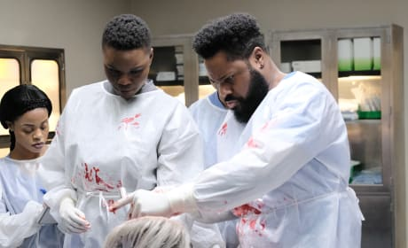 Bloody Valentine's Day - The Resident Season 2 Episode 14