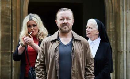 After Life Renewed for Season 2 at Netflix