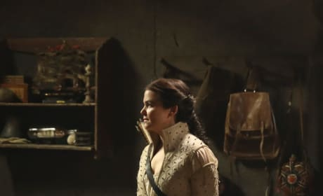 Snow and Her Bow - Once Upon a Time Season 6 Episode 20
