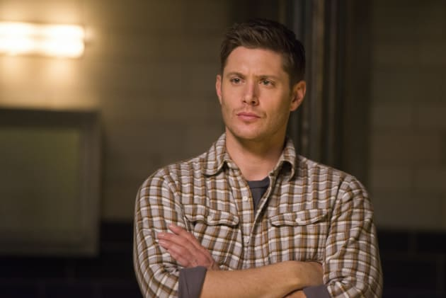Dean is listening - Supernatural Season 12 Episode 14