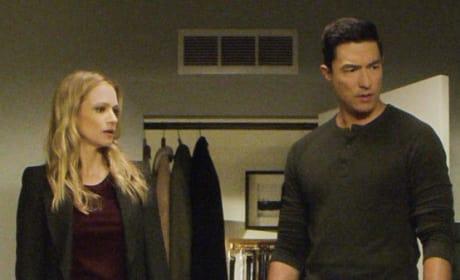 Odd Setting - Criminal Minds Season 14 Episode 6