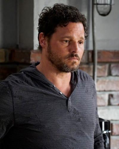 Unemployed Alex - Tall - Grey's Anatomy Season 16 Episode 1