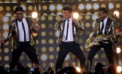 Bruno Mars Super Bowl Halftime Performance: Grade It!