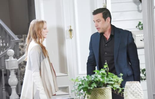 Stefan Bothers Abby Again - Days of Our Lives