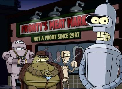 Watch Futurama Season 2 Episode 17 Online