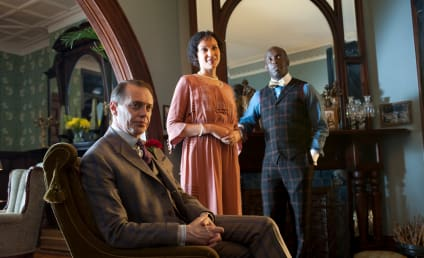 Boardwalk Empire Season Premiere Pics: Atlantic City Drama