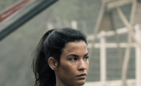 Luciana is Still Out of Commission - Fear the Walking Dead Season 5 Episode 7