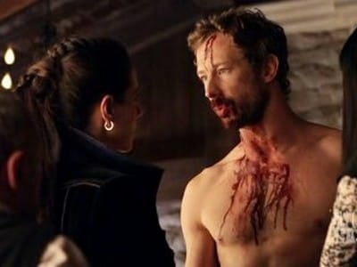Lost Girl Review: Saved by Sanctuary - TV FanaticLost Girl Dyson Tattoo
