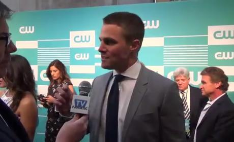 Stephen Amell Summarizes Season 3, Looks Ahead to Season 4