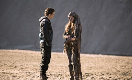 Murphy Meets His Match? - The 100 Season 2 Episode 12