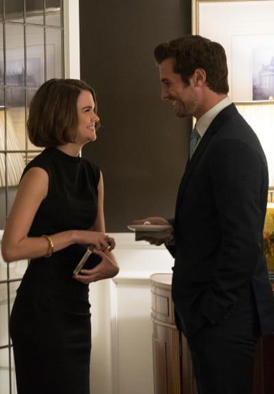 Callie's New Boyfriend - Tall - Good Trouble Season 1 Episode 11