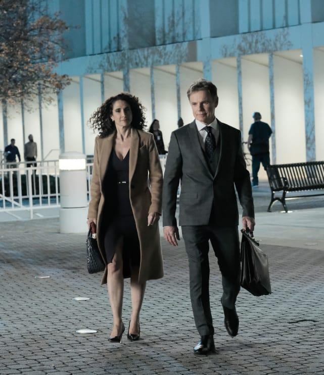 Despicable Duo - The Resident Season 1 Episode 9