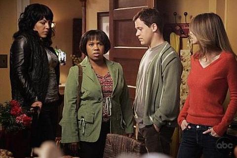 Miranda, Callie, Mer & George