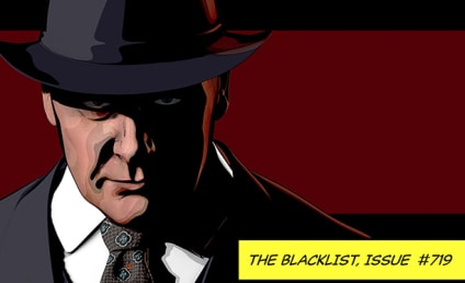 The Blacklist's Early Finale to Mix Animation With Live-Action Scenes