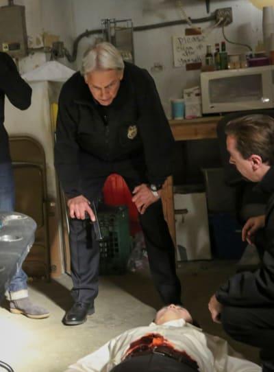 Dead Body Alert! - NCIS Season 16 Episode 16