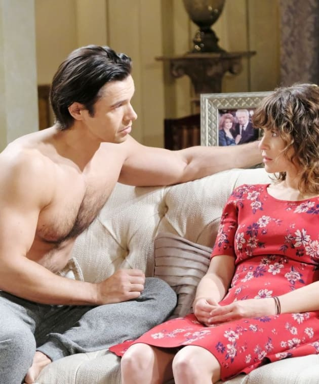 Sleeping With Her Enemy - Days of Our Lives
