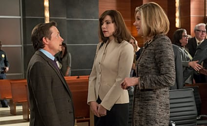 Michael J. Fox Books Return to The Good Wife