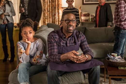 In The Zone - This Is Us Season 2 Episode 14