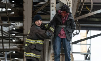 Chicago Fire Season 4 Episode 19 Review: I Will Be Walking