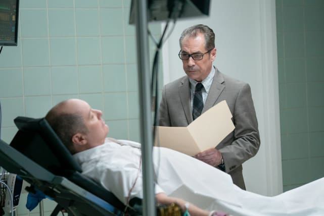 Time for Reflection - The Blacklist Season 6 Episode 11