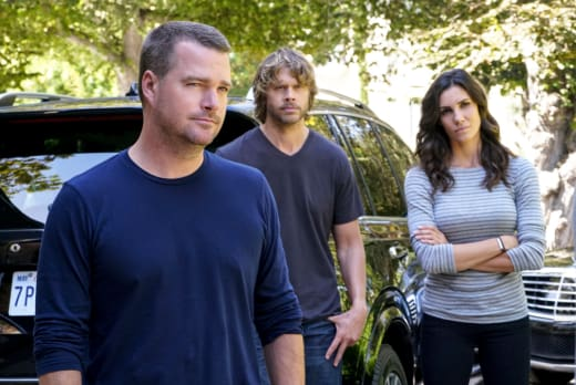 Questioning the Story - NCIS: Los Angeles