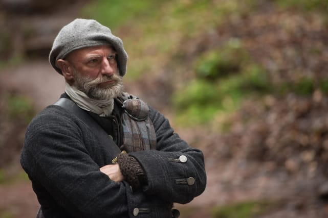 Dougal - Outlander