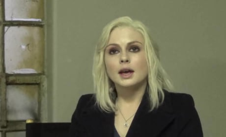 Rose McIver Previews Insane iZombie Episode