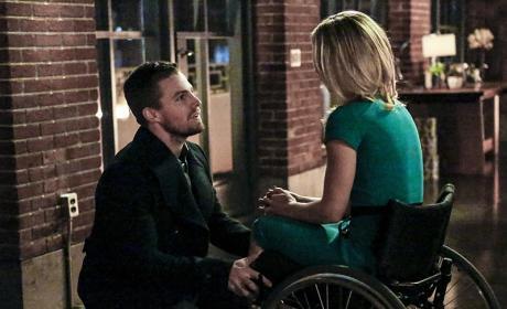 Update - Arrow Season 4 Episode 13